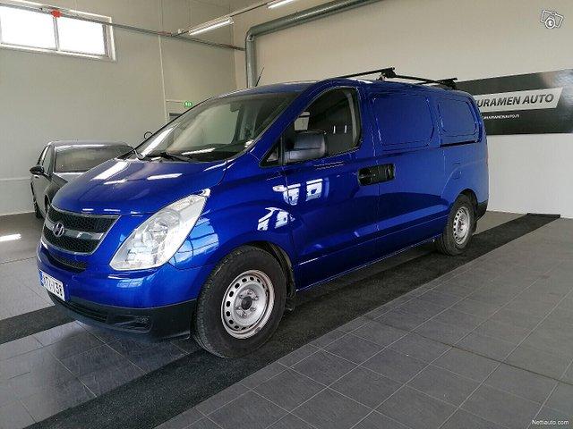 Hyundai H1 Van 1