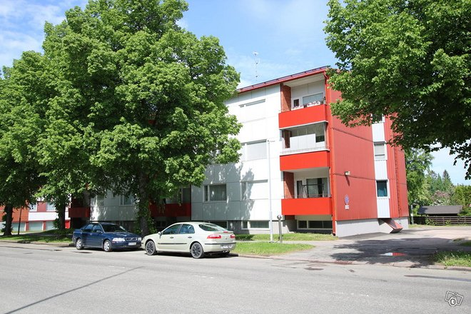 Kouvola Keskusta Salpausselänkatu 58 2h, k, psh/wc