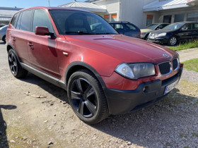 BMW X3, Autot, Kempele, Tori.fi