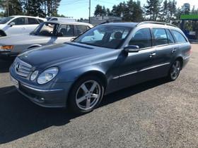 Mercedes-Benz E, Autot, Hamina, Tori.fi