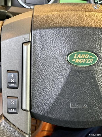 Land Rover Discovery 15