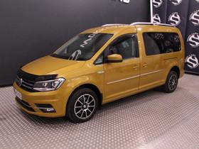 Volkswagen Caddy Maxi, Autot, Jyväskylä, Tori.fi
