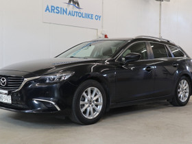 Mazda 6, Autot, Jyväskylä, Tori.fi