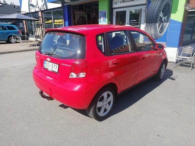 Chevrolet Kalos 5
