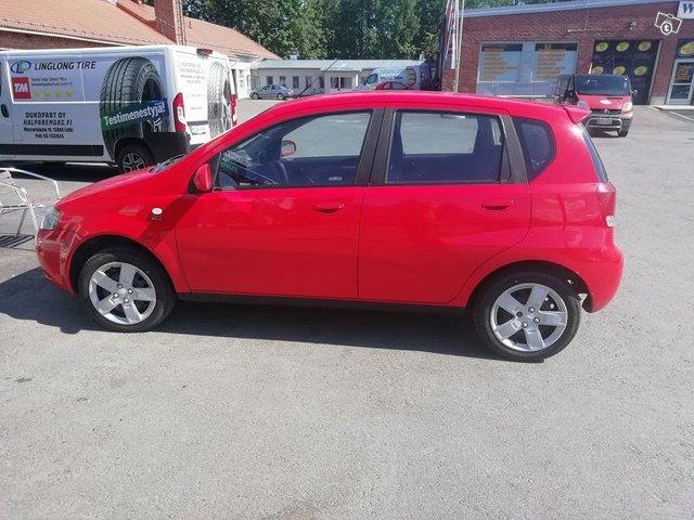 Chevrolet Kalos 7