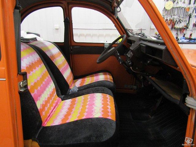 Citroen 2CV 13