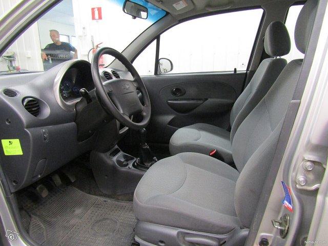 Chevrolet Matiz 6