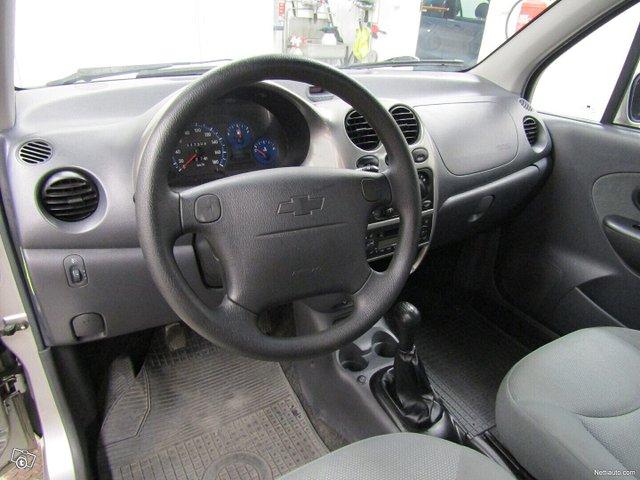Chevrolet Matiz 7