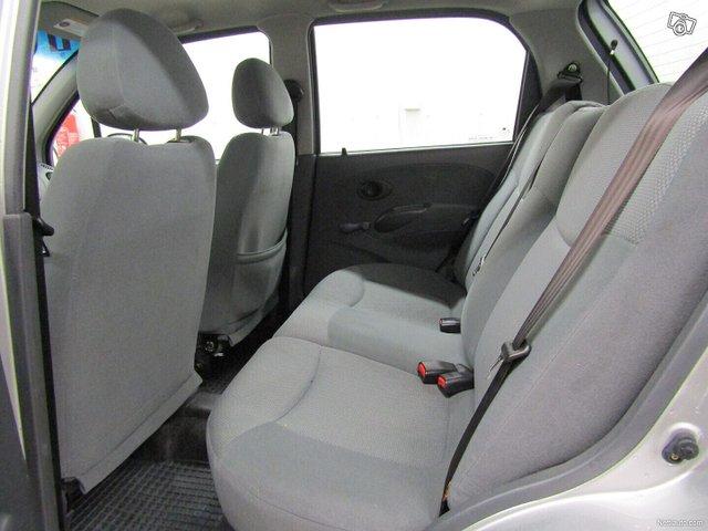Chevrolet Matiz 8