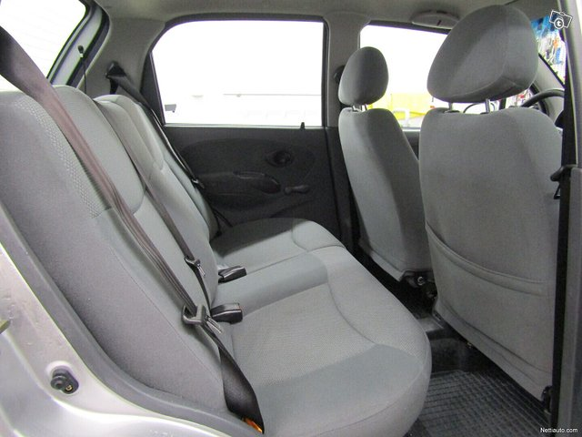 Chevrolet Matiz 9