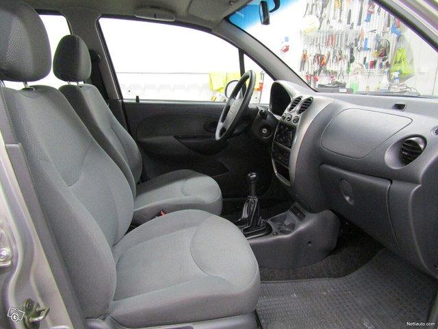 Chevrolet Matiz 10