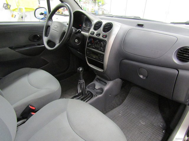 Chevrolet Matiz 11