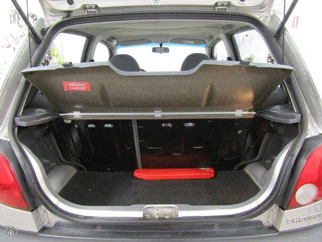 Chevrolet Matiz 12