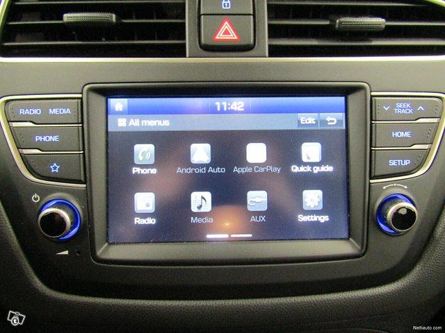 Hyundai I20 12