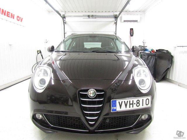 Alfa Romeo Mito 5