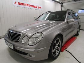 Mercedes-Benz E, Autot, Savonlinna, Tori.fi