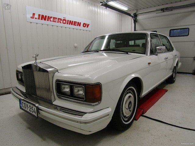 Rolls-Royce Silver Spur 1