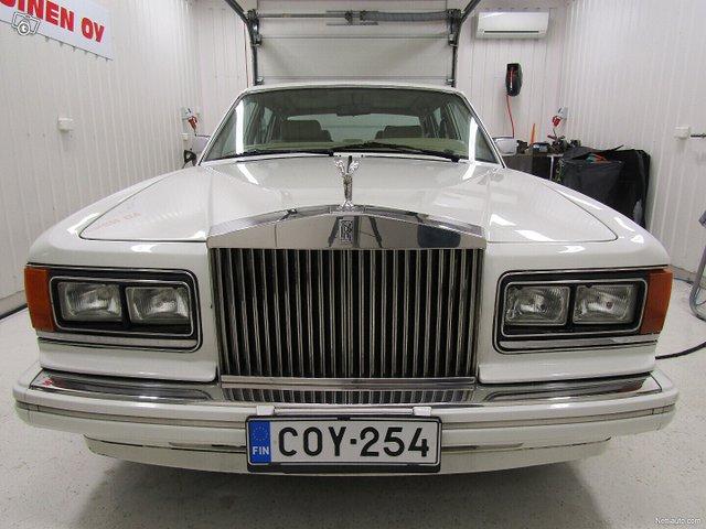 Rolls-Royce Silver Spur 5