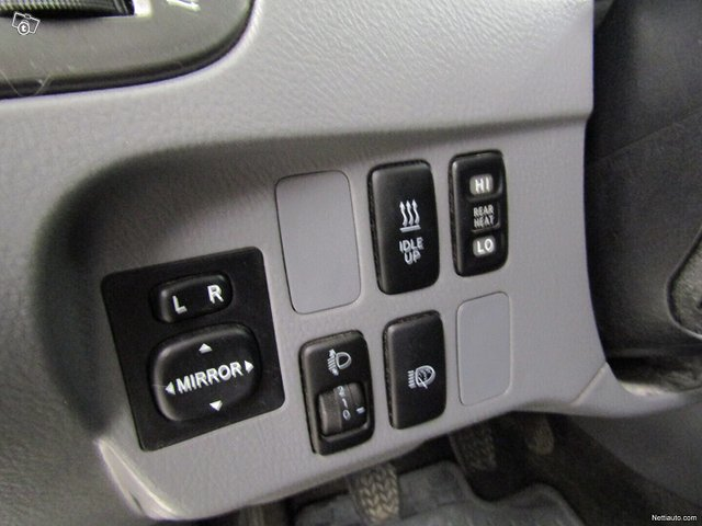 Toyota Avensis Verso 9