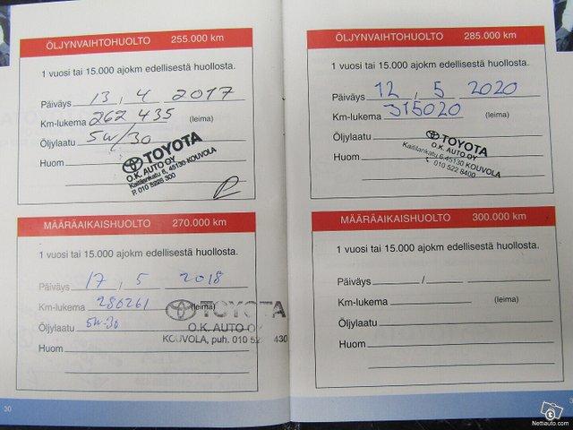 Toyota Avensis Verso 17