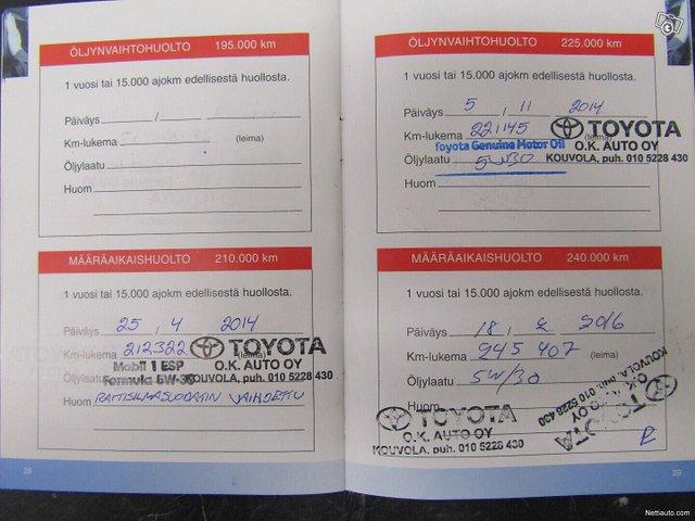 Toyota Avensis Verso 18