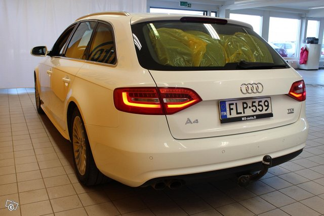 Audi A4 8