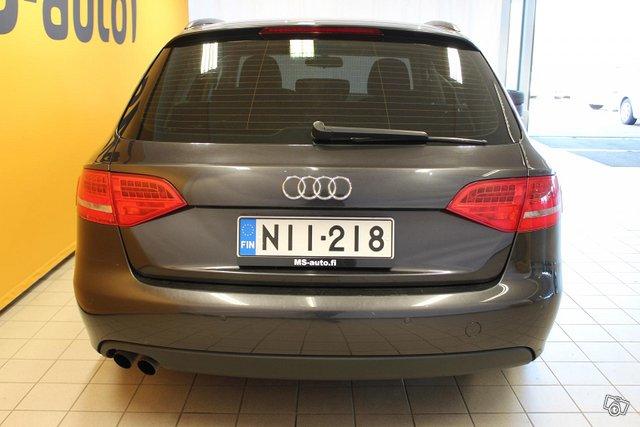 Audi A4 7