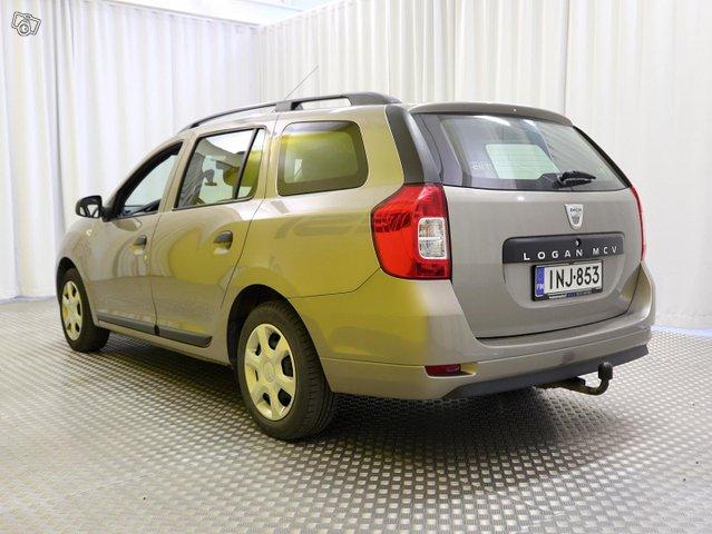 Dacia Logan MCV 4