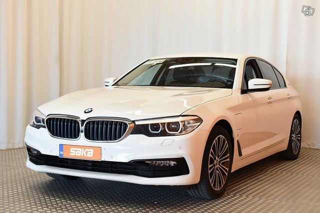 BMW 530 4