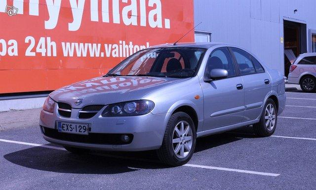 Nissan ALMERA, kuva 1