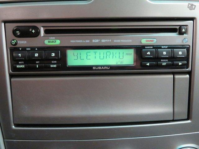 Subaru Forester 13