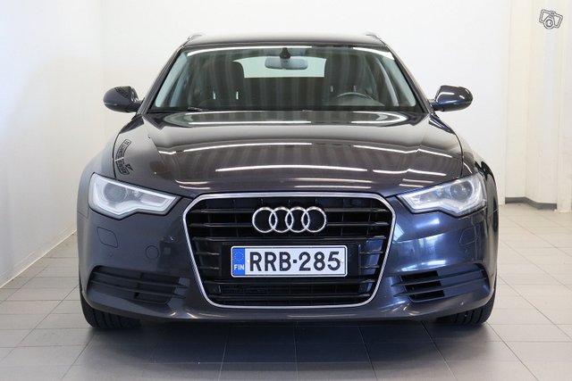 Audi A6 2