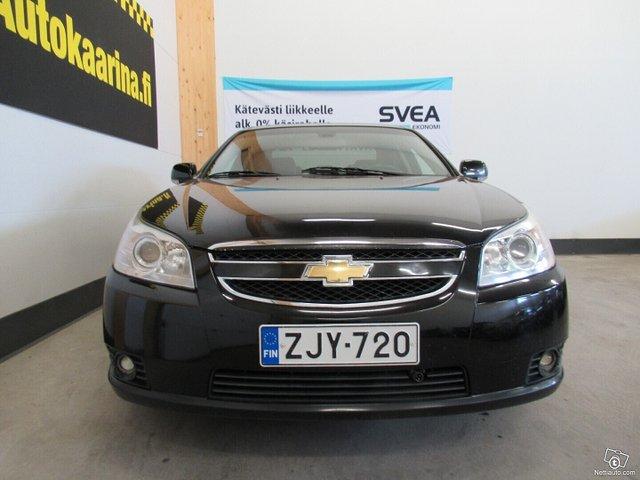 Chevrolet Epica 5
