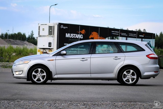 Ford Mondeo 15