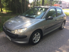 Peugeot 206, Autot, Tuusula, Tori.fi