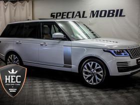 Land Rover Range Rover, Autot, Raasepori, Tori.fi