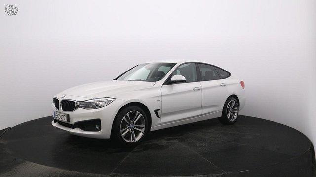 BMW 328 Gran Turismo