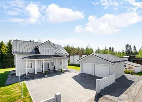 5H, 164.5m², Hehkukuja 25, Vaasa, Myytävät asunnot, Asunnot, Vaasa, Tori.fi