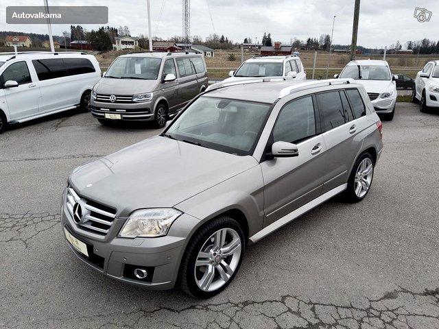 Mercedes-Benz GLK 4
