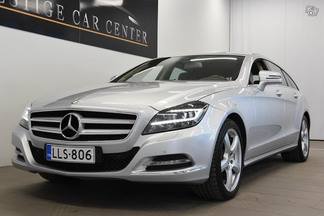 Mercedes-Benz CLS 5