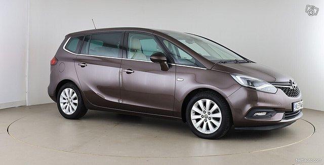 Opel Zafira 16