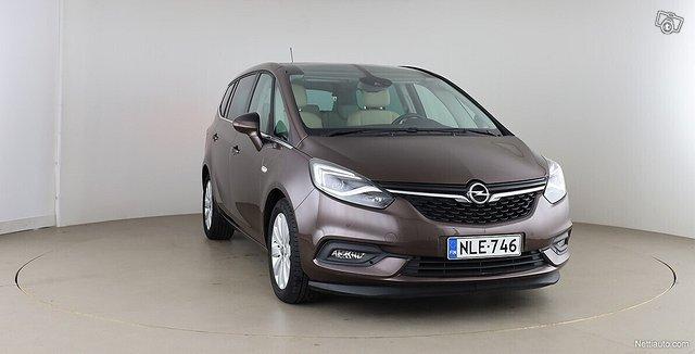 Opel Zafira 18