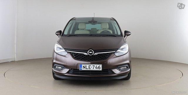 Opel Zafira 19