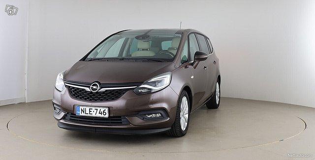Opel Zafira 20