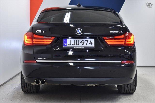 BMW 530 Gran Turismo 6