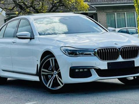 BMW 740, Autot, Raisio, Tori.fi