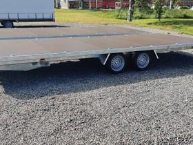 Botnia Trailer BT6500 - 2700L, Peräkärryt ja trailerit, Auton varaosat ja tarvikkeet, Kauhajoki, Tori.fi