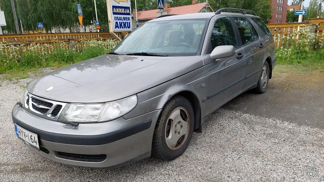 Saab 9-5