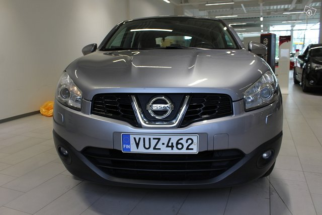 Nissan Qashqai 5