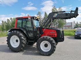 Valtra 6400 Mezzo+Quicke 415, Maatalouskoneet, Työkoneet ja kalusto, Rovaniemi, Tori.fi